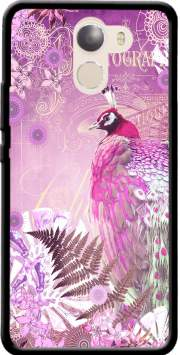 PINK PEACOCK Case for Wileyfox Swift 2x