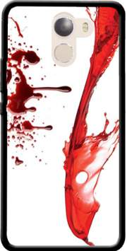 Pool of blood Case for Wileyfox Swift 2x
