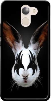 Kiss of a rabbit punk Case for Wileyfox Swift 2x
