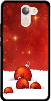 Red Christmas Wileyfox Swift 2x Case