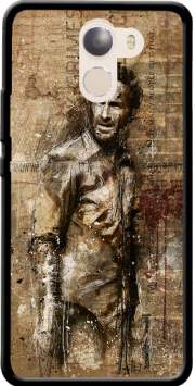Grunge Rick Grimes Twd Case for Wileyfox Swift 2x