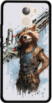 Rocket Raccoon Case for Wileyfox Swift 2x