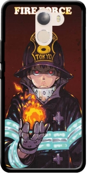Shinra kusakabe fire force Wileyfox Swift 2x Case