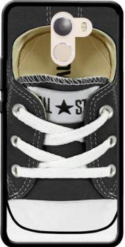 All Star Basket shoes black Case for Wileyfox Swift 2x
