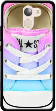 All Star Basket shoes rainbow Case for Wileyfox Swift 2x