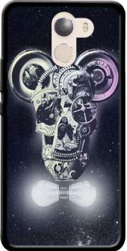 Skull Mickey Mechanics in space Case for Wileyfox Swift 2x