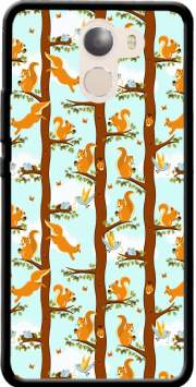 squirrel party Case for Wileyfox Swift 2x