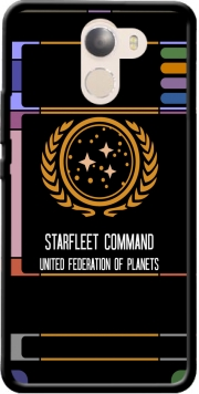Starfleet command Star trek Wileyfox Swift 2x Case