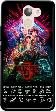 Stranger Things 3 Signature Limited Edition Wileyfox Swift 2x Case