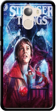 Stranger Things will Byers artwork Wileyfox Swift 2x Case