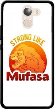 Strong like Mufasa Case for Wileyfox Swift 2x