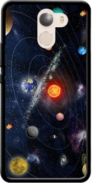 Systeme solaire Galaxy Wileyfox Swift 2x Case