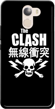 the clash punk asiatique Wileyfox Swift 2x Case