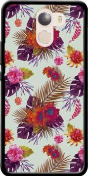 Tropical Floral passion Case for Wileyfox Swift 2x