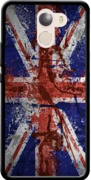 Union Jack Painting Case for Wileyfox Swift 2x