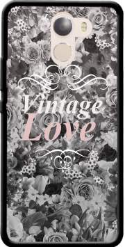 Vintage love in black and white Case for Wileyfox Swift 2x