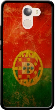 Vintage Flag Portugal Case for Wileyfox Swift 2x