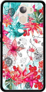 TROPICAL GARDEN Case for Wileyfox Swift 2x