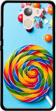 Waffle Cone Candy Lollipop Case for Wileyfox Swift 2x
