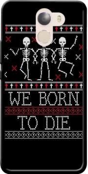 We born to die Ugly Halloween Wileyfox Swift 2x Case