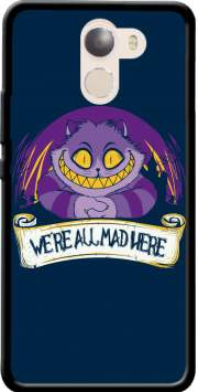 We're all mad here Case for Wileyfox Swift 2x