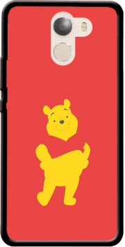 Winnie The pooh Abstract Case for Wileyfox Swift 2x