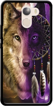 Wolf Dreamcatcher Wileyfox Swift 2x Case