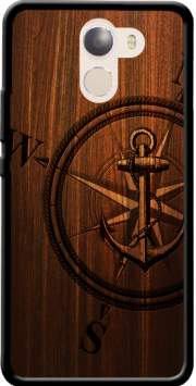 Wooden Anchor Case for Wileyfox Swift 2x