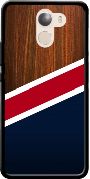 Wooden New England Case for Wileyfox Swift 2x