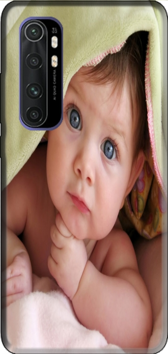 Case Xiaomi Mi Note 10 Lite with pictures baby