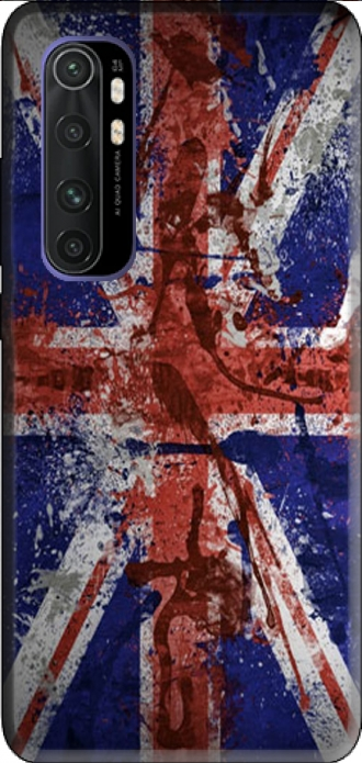 Case Xiaomi Mi Note 10 Lite with pictures flag