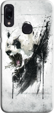Angry Panda Case for Xiaomi Redmi Note 7