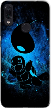 Carapuce Water Art Case for Xiaomi Redmi Note 7