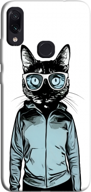 Cool Cat Xiaomi Redmi Note 7 Case