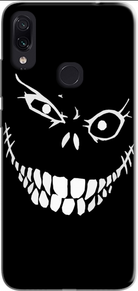 Case Crazy Monster Grin for Xiaomi Redmi Note 7