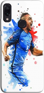 Dimitri Payet Fan Art France Team  Case for Xiaomi Redmi Note 7