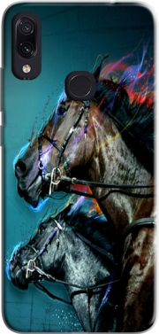 Horse-race - Equitation Case for Xiaomi Redmi Note 7