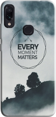 Every Moment Matters Case for Xiaomi Redmi Note 7