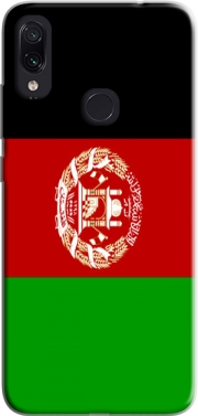 Flag Afghanistan Case for Xiaomi Redmi Note 7