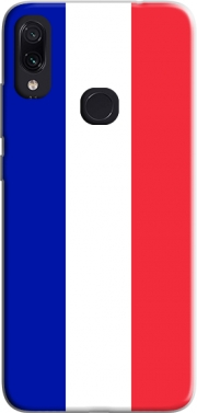 Flag France Case for Xiaomi Redmi Note 7