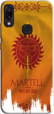Flag House Martell Case for Xiaomi Redmi Note 7