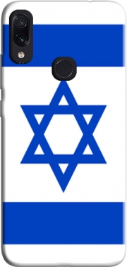 Flag Israel Case for Xiaomi Redmi Note 7