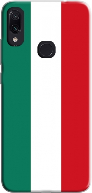 Flag Italy Case for Xiaomi Redmi Note 7