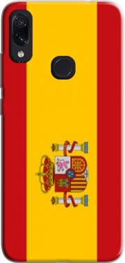 Flag Spain Case for Xiaomi Redmi Note 7