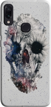 Floral Skull 2 Case for Xiaomi Redmi Note 7