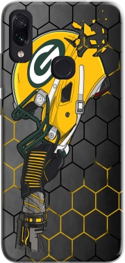 Football Helmets Green Bay Case for Xiaomi Redmi Note 7