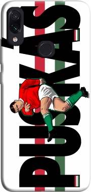 Football Legends: Ferenc Puskás - Hungary Case for Xiaomi Redmi Note 7