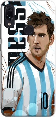 Football Legends: Lionel Messi World Cup 2014 Case for Xiaomi Redmi Note 7