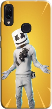 Fortnite Marshmello Skin Art Case for Xiaomi Redmi Note 7