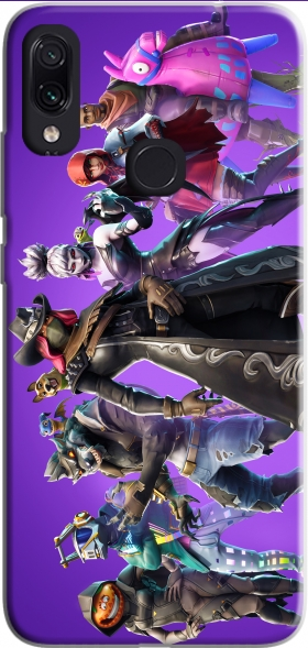 Case fortnite Season 6 Pet Companions for Xiaomi Redmi Note 7